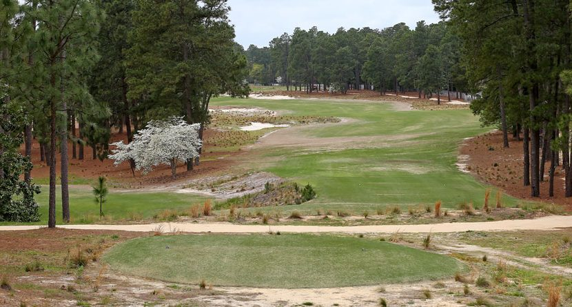 2014 U.S. Open Hole of the Day: Pinehurst's 5th