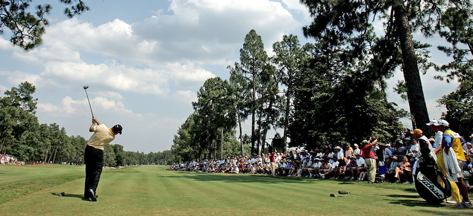 2014 U.S. Open Hole of the Day: Pinehurst's 8th