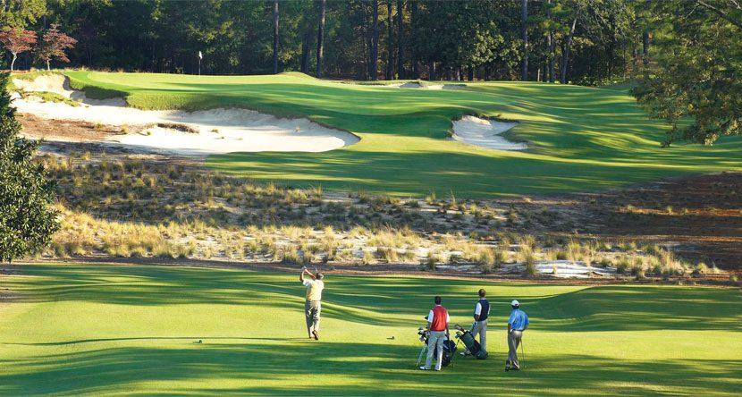 2014 U.S. Open Hole of the Day: Pinehurst No. 2's 9th