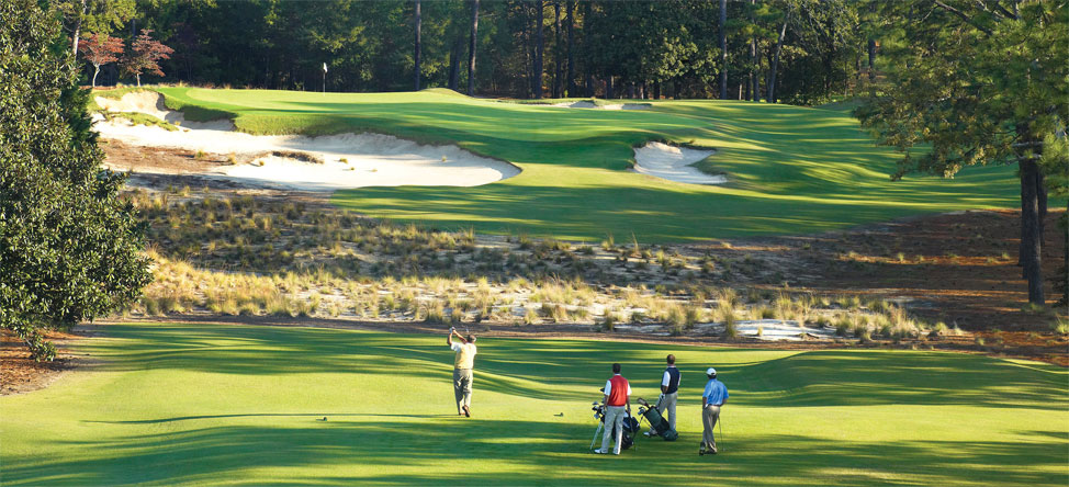 2014 U.S. Open Hole of the Day: Pinehurst No. 2's 9th