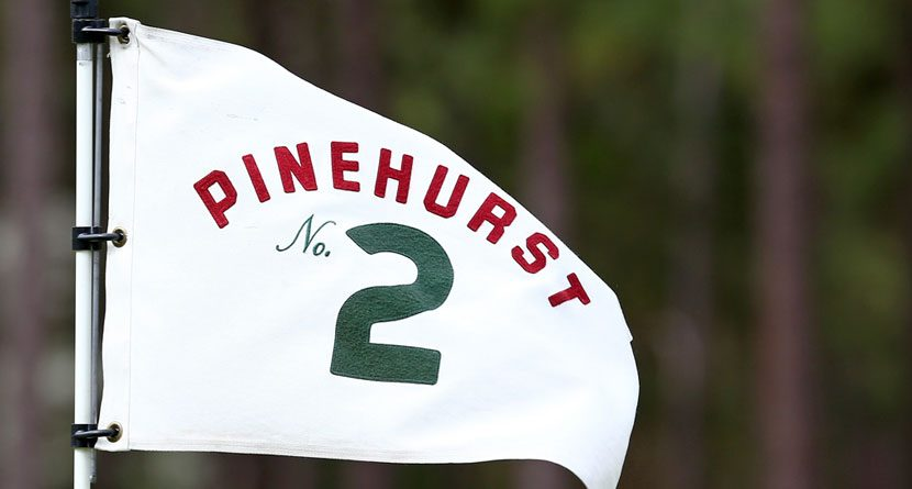 2014 U.S. Open Round 2 Tee Times and Pairings