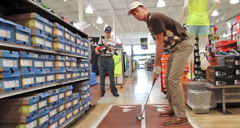 Public Mini Golf: No Money, No Problems