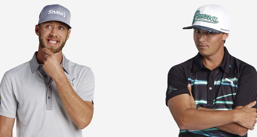 PUMA Golf Scripts and Limited Edition Gear for 2014 U.S. Open