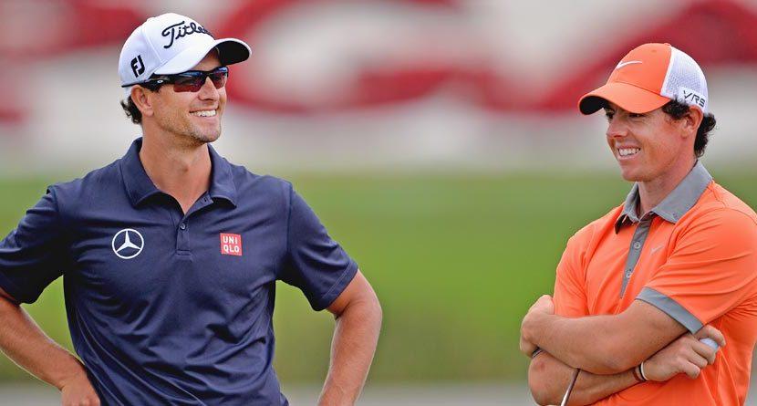 U.S. Open Odds: McIlroy, Scott and Mickelson Lead