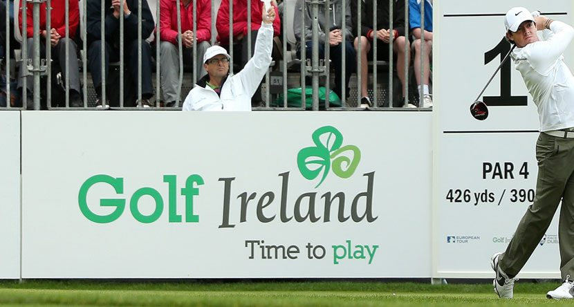 Rory McIlroy Will Play for Ireland in 2016 Olympics