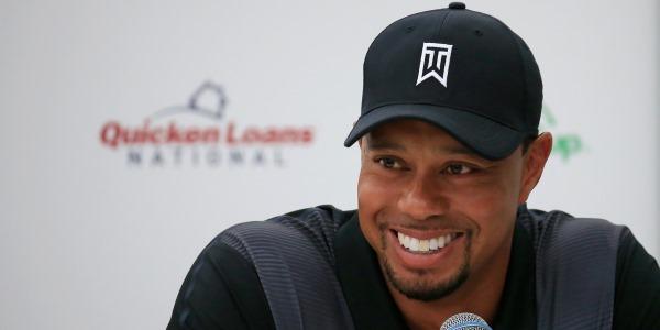 Tiger Woods presser 600