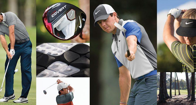 Nike Golf 2014 U.S. Open Scripting