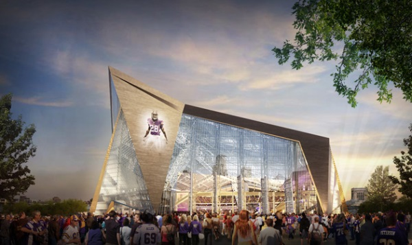 Vikings Stadium 1 600
