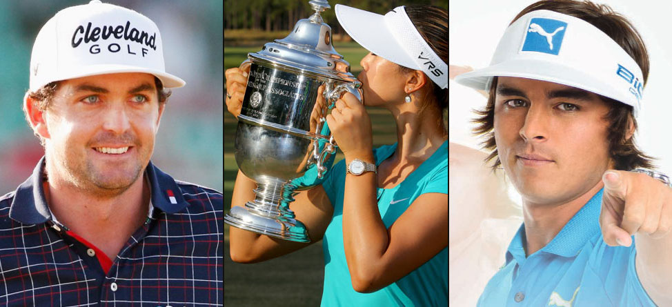 Bradley, Fowler Claim Credit for Wie's U.S. Women's Open Win