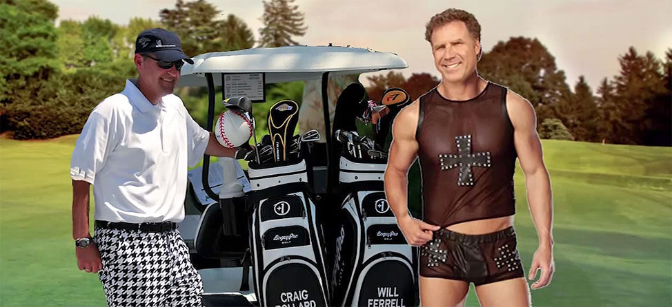 Will Ferrell Wants Booby Traps, New Dress Code At U.S. Open