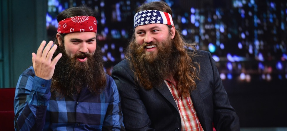 Bubba Watson Gets 'Duck Dynasty' Into Greenbrier Pro-Am