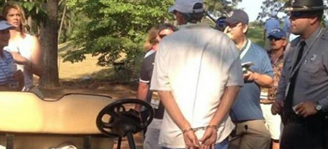 NBC Golf Cart Driver Arrested for DWI at Pinehurst