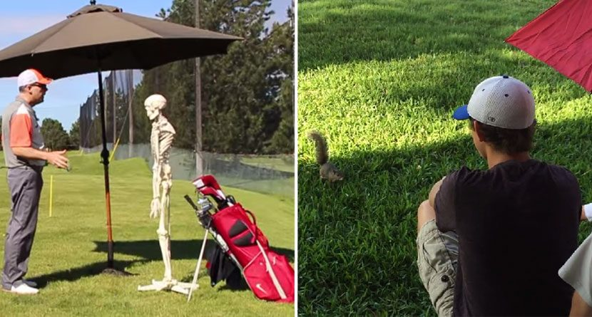 Bubba Watson's GoPro Contest Brings In Hilarious Videos