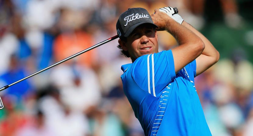 Erik Compton Living in the Now in 1st Trip to Open Championship