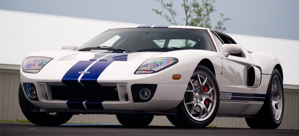 Ian Poulter is Giving Away His Ford GT… Seriously