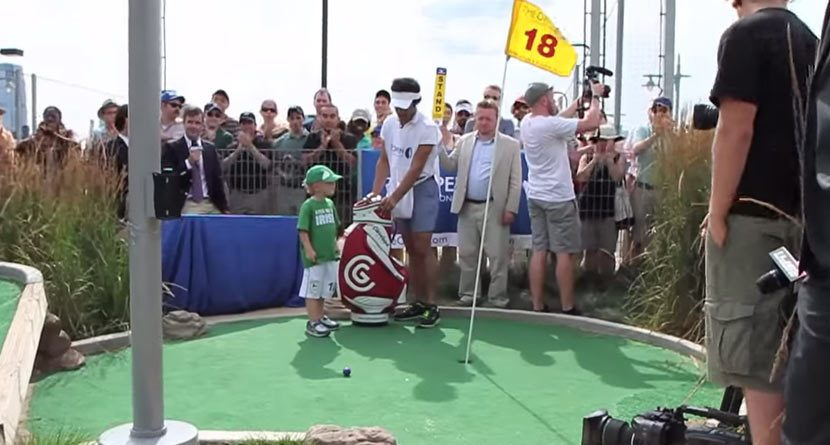 Mini Golf Open: It's Kind Of A Big Deal