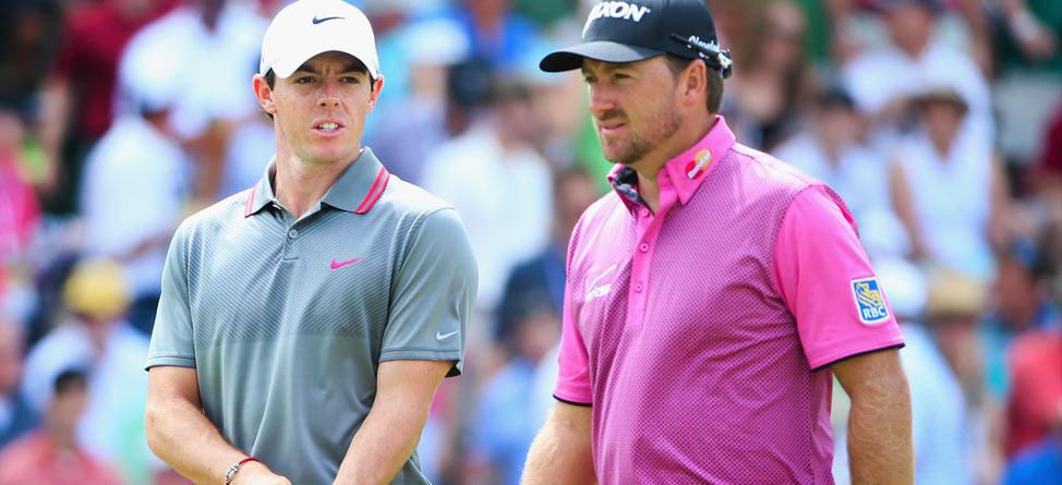 Golfstradamaus: Travelers Championship & Irish Open