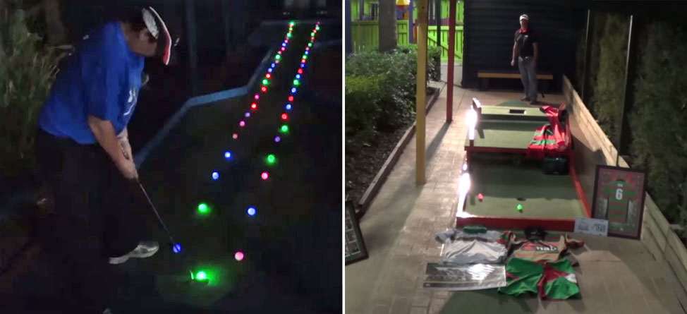 100 Insane Mini Golf Trick Shots Will Blow Your Mind