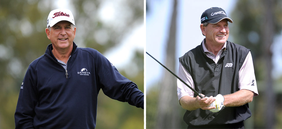 Jay Haas, Nick Price Chosen as 2015 Presidents Cup Captains
