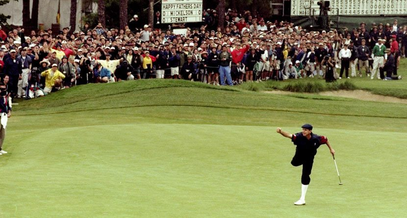 1999 U.S. Open Still Fresh For Payne Stewart Caddie Mike Hicks