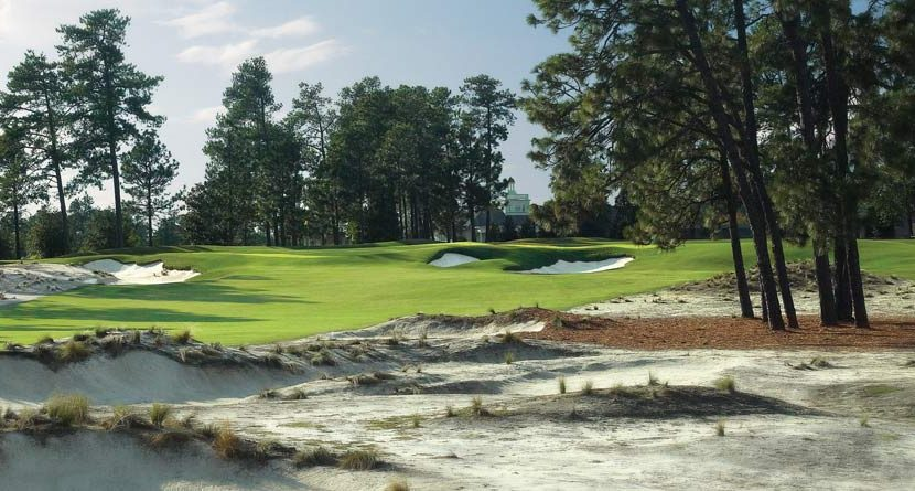 Pinehurst No. 2: Restored Back to its Historic Roots