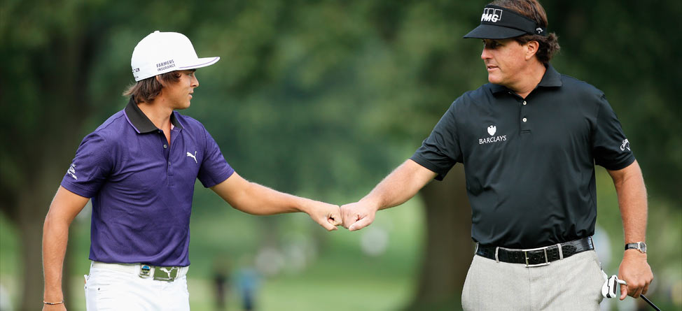 Mickelson Finally Plays Pinehurst, Joined By Fowler, McIlroy