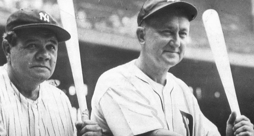 Ty Cobb Once Beat Babe Ruth … at Golf