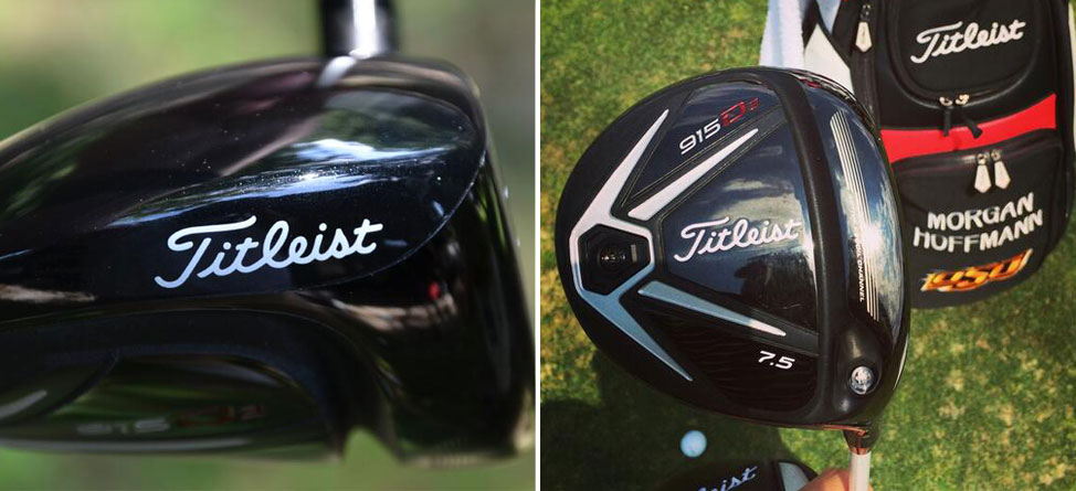 New Titleist Driver Spotted on Tour