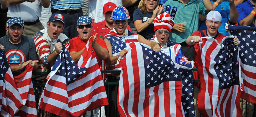Americans Are Dominating Golf, and It's Not Even Close