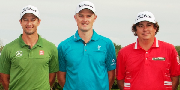 Adam Scott Justin Rose Jason Dufner 600