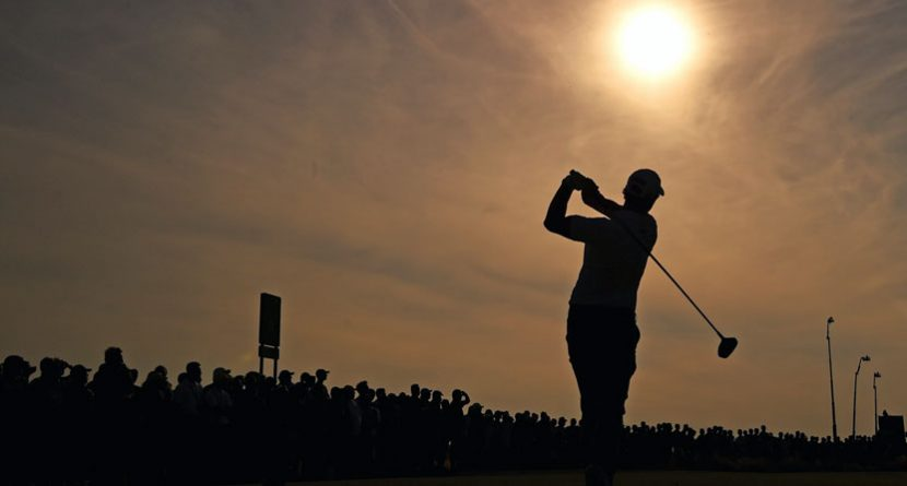 Round 1 Recap: McIlroy Leads Open Championship, Tiger Lurking