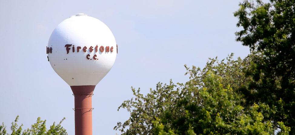 2014 WGC-Bridgestone Round 1 Tee Times and Pairings