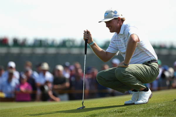Ernie Els Hoping To Overcome Putting Yips With Cross-Handed Grip