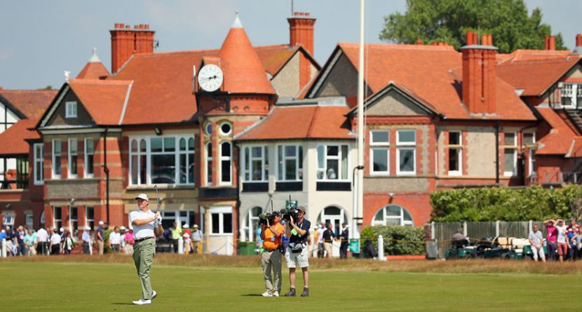 Live from Liverpool: Open Championship Notebook Round 1