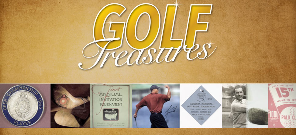TV Preview: Golf Treasures
