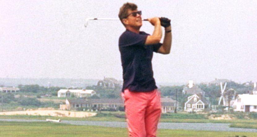 On Display: John F. Kennedy's Presidential Golf Getaways