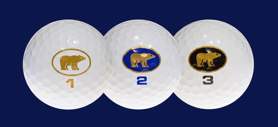 Back9 Test: Nicklaus Golf Balls