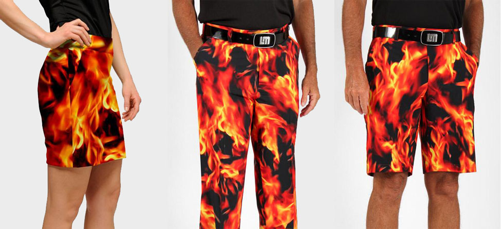 Loudmouth Releases Hot New Golf Pant Design