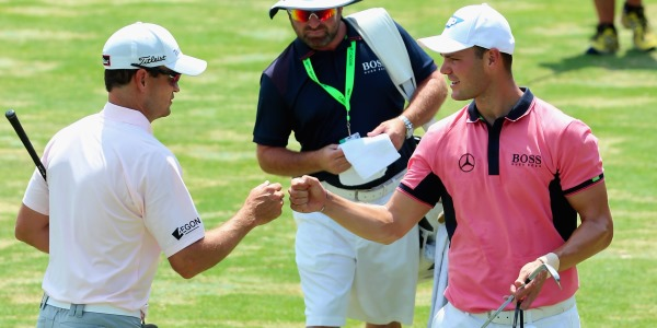 Martin Kaymer Zach Johnson 600