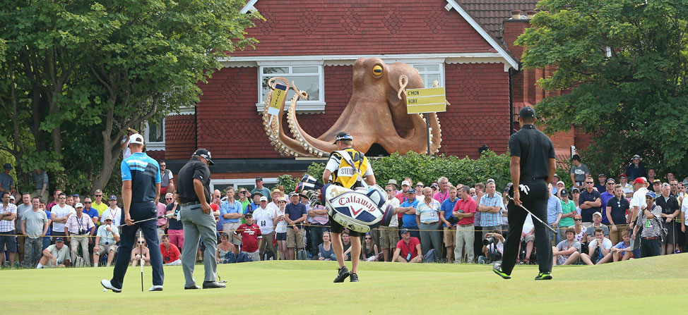 Live from Liverpool: Open Championship Notebook Round 2