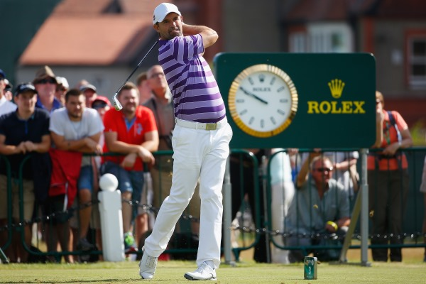 Padraig Harrington 600