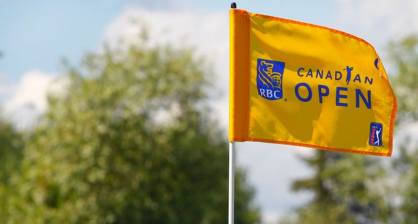 2014 RBC Canadian Open Round 1 Tee Times and Pairings