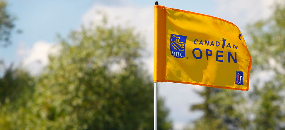 2014 RBC Canadian Open Round 2 Tee Times and Pairings