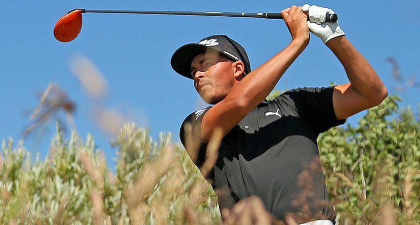Open Championship 2014: PUMA Golf Players Scripting