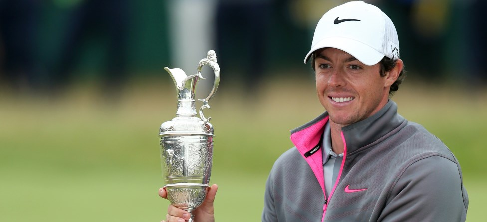Top 5 Things Ever Put Into the Claret Jug