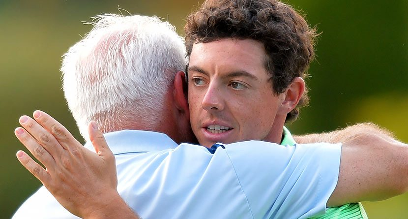 Rory McIlroy's Dad Cashes in Big on 10-Year-Old Bet