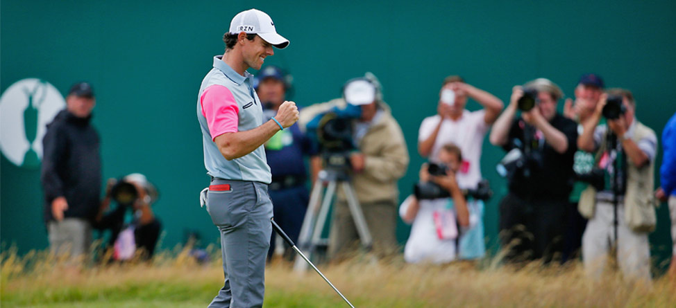 Rory McIlroy Captures Royal Major at 2014 Open Championship