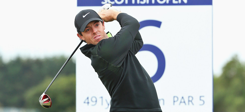 Shot of the Year Too? Rory McIlroy Bombs It 436 Yards