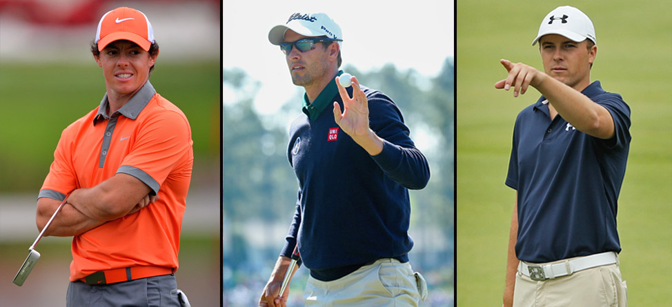 The Breakdown: The Numbers Reveal 2014's Hottest Golfer