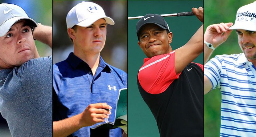 The Magnificent Seven: Who To Follow at Open Championship